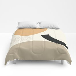 // Shape study #24 Comforters