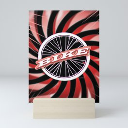 Bike 3 Mini Art Print