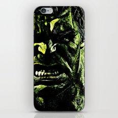 The Incredible iPhone & iPod Skin