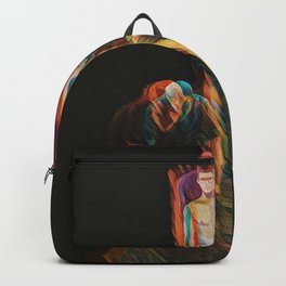 Color of love Backpack