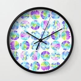 Drip Drip Drop Wall Clock