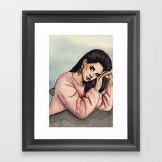 LDR II Framed Art Print