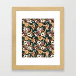 apricot Framed Art Print