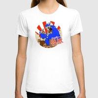 kaiju T-shirts featuring Kookie Kaiju by Joel Jackson