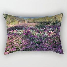 Texas Fall Rectangular Pillow