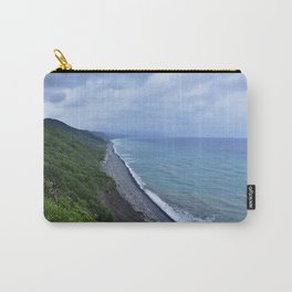Verdant Coast Carry-All Pouch