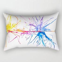 My Schizophrenia (1) Rectangular Pillow