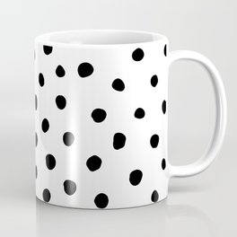 Painted Dots Coffee Mug
