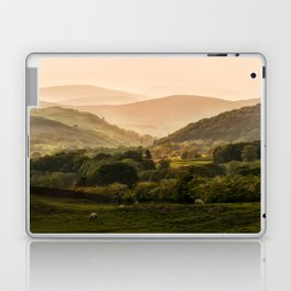 Sunny afternoon in Lake District Laptop & iPad Skin