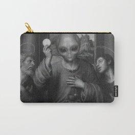 Alien Jesus Carry-All Pouch