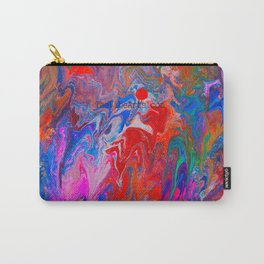 Love Me In The Fog TheVibeArts.com Carry-All Pouch