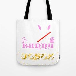 Easter Bunny No Bunny Loves Me Like Jesus Tote Bag