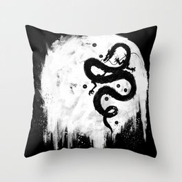 Midnight Wish Throw Pillow