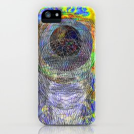 Open minds iPhone Case