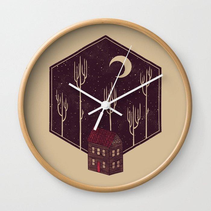 Still Night Wall Clock