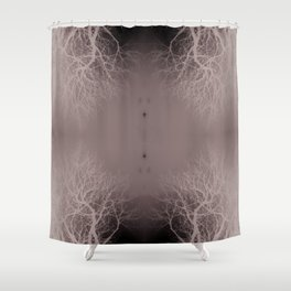 Tree Perversion Shower Curtain