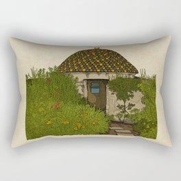 The Guard House Rectangular Pillow