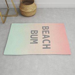 Beach Bum Rug