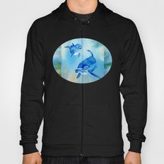 Floating Free - Dolphins Hoody