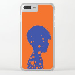 Disappear Clear iPhone Case