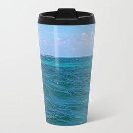 The Caribbean Sea Travel Mug
