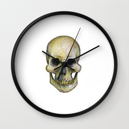 Skull's Out Wall Clock