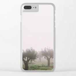 Além Tejo Clear iPhone Case