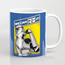 Stormtrooper: 'WE CAN PEW-PEW IT!' Coffee Mug