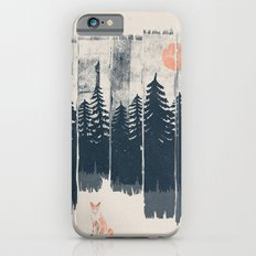 A Fox in the Wild... Slim Case iPhone 6