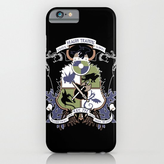 Dragon Training Crest - How to Train Your Dragon iPhone & iPod Case