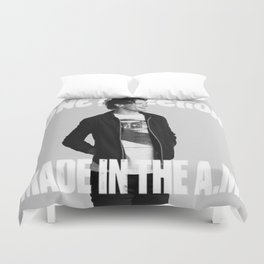 Made in the A.M Louis Duvet Cover