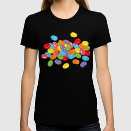 Cute Jelly Beans Candy Lover tee Easter Foodie Gift Shirt T-shirt