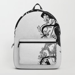 Roots of happiness Backpack