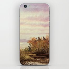 Duck Hunting Companions iPhone Skin