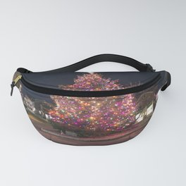 Rockport's Christmas tree 2015 Fanny Pack
