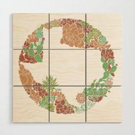 Texas Forever - Earth Wood Wall Art