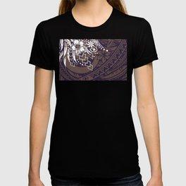 Polynesian Tribal Tapa Threads T-shirt