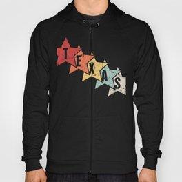 Retro 70s Texas Stars Hoody