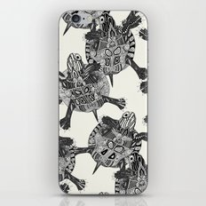 turtle party iPhone & iPod Skin