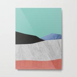 Modern Landscape XIX Metal Print