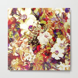 flowers profusion Metal Print