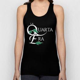 LaQuartaEra_Black Unisex Tank Top