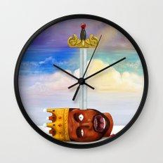 My Beautiful Dark twisted Fantasy Wall Clock