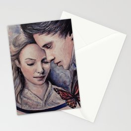 Marius Cosette Stationery Cards