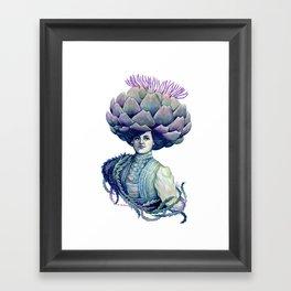 Dame Artie Framed Art Print