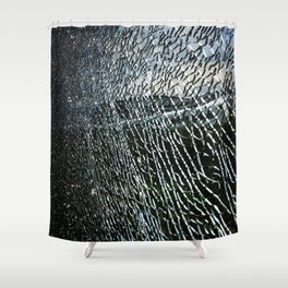 I see beauty in it, how about you? Shower Curtain