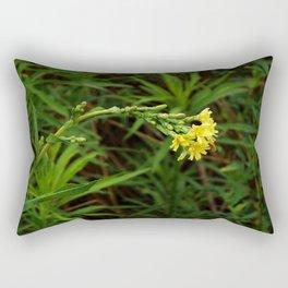 Nodding Flowers  Rectangular Pillow