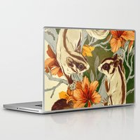 washington Laptop & iPad Skins featuring Sugar Gliders by Teagan White