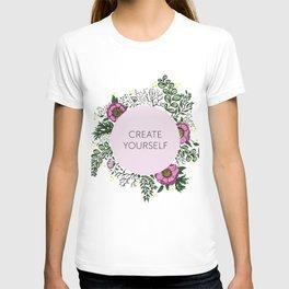 create yourself T-shirt