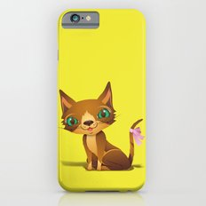 The Great Gold Meow Slim Case iPhone 6s